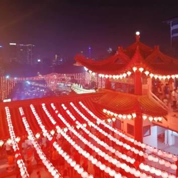 Thean Hou CNY2