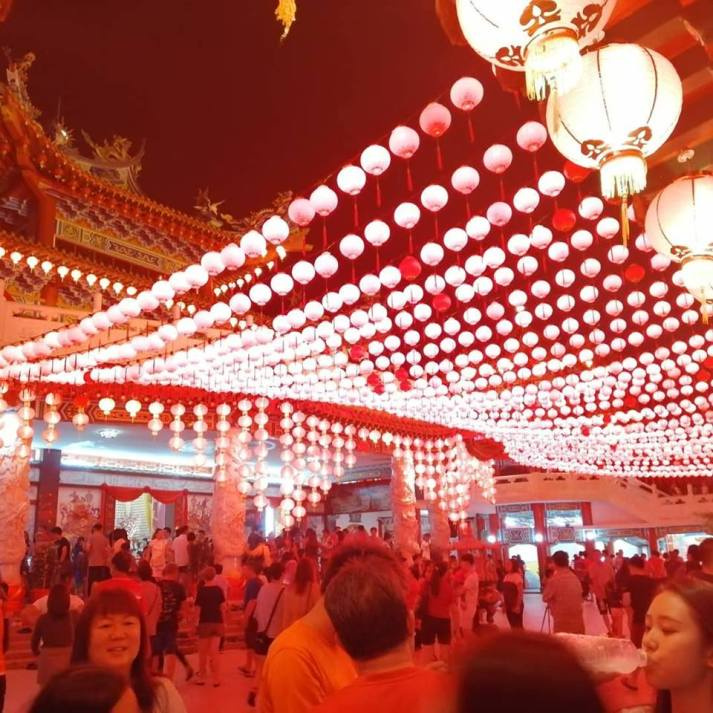 Thean Hou CNY4